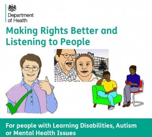 An easy read version of the consultation is available on GOV.UK